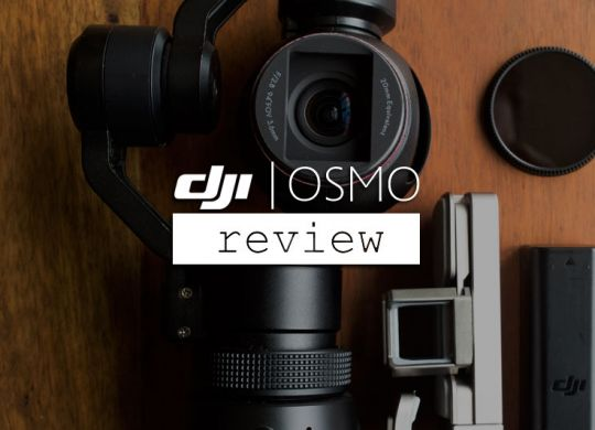 DJI Osmo Review