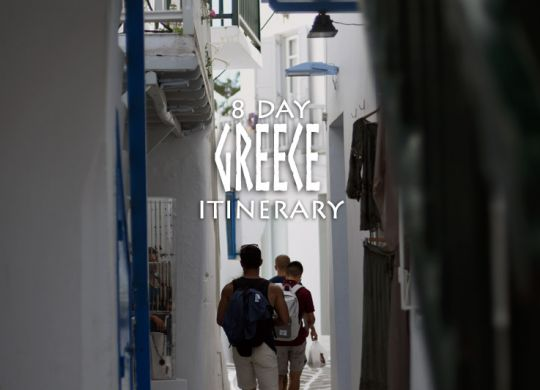greece-itinerary