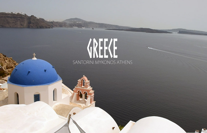 Greece Video Diary