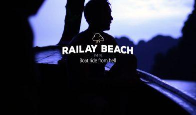 krabi to railay beach