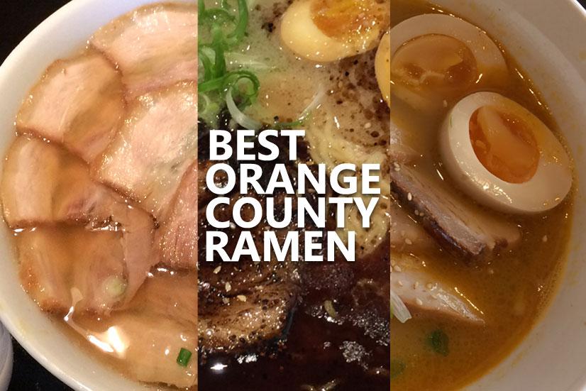 best ramen in orange county