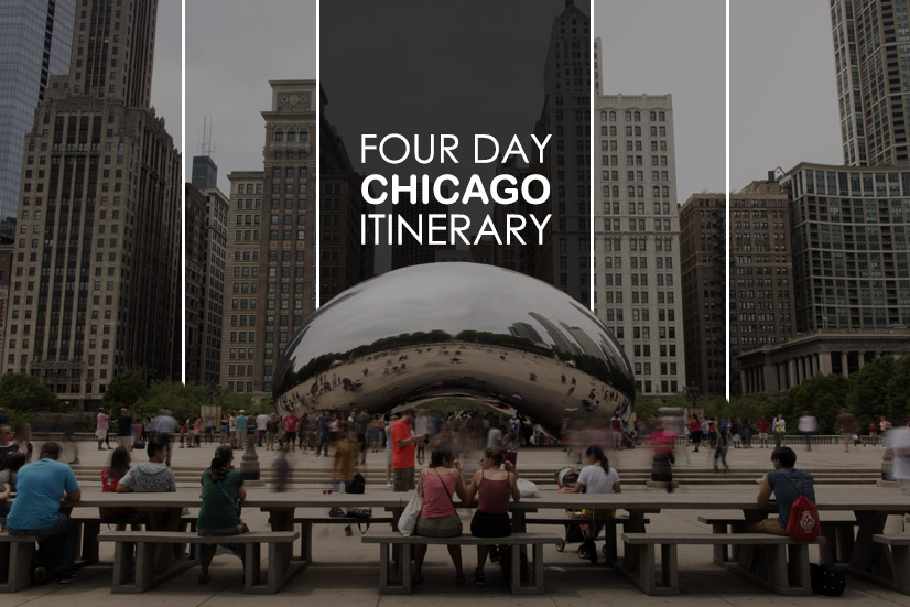 4 Day Chicago Itinerary
