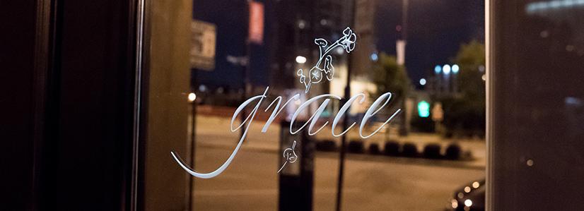 grace front sign