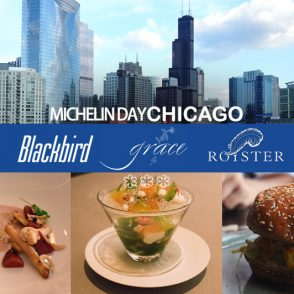 chicago michelin star