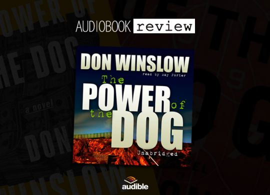power of the dog audiobook review