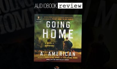 going home audiobook review