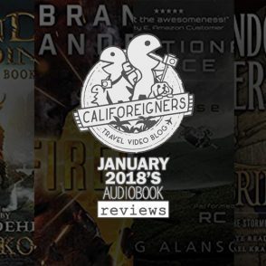 January 2018 Audiobook Reviews