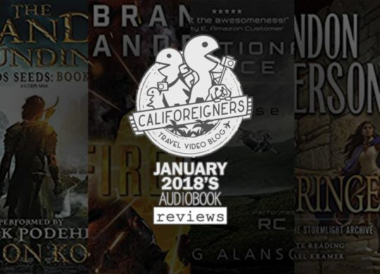 January 2018 Audiobook Reviews