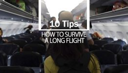 How to survive a long flightHow to survive a long flight