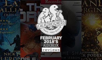 February 2018 Audiobook Reviews