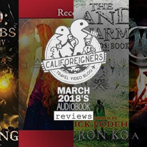 Audiobook Review March 2018