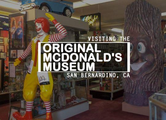 Original McDonald's Museum