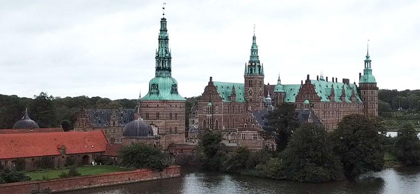 Frederiksborg Castle denmark video diary