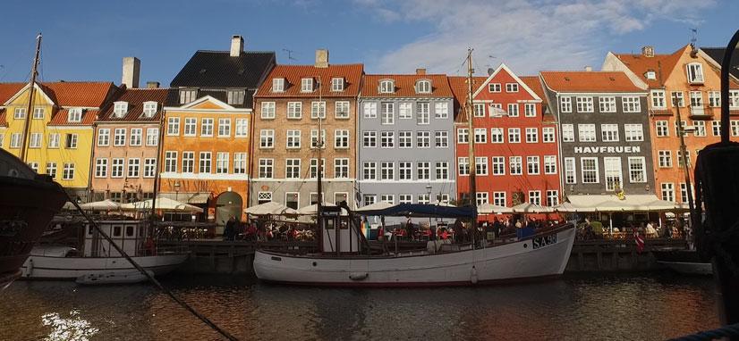 Nyhavn denmark video diary