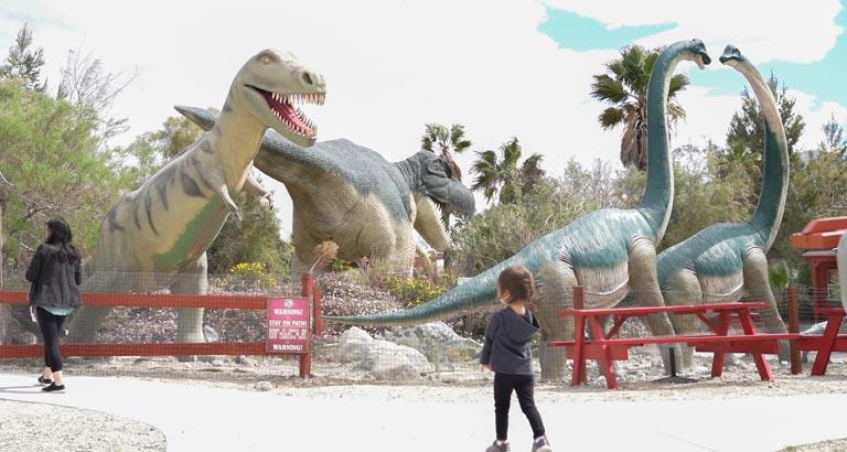 Cabazon Dinosaurs - Mr. Rex's Adventure | Califoreigners.com