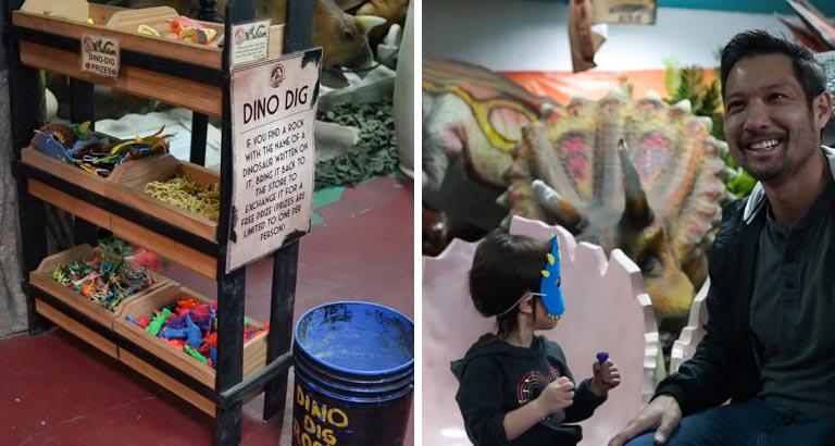 Cabazon Dinosaurs - Gift shop | Califoreigners.com