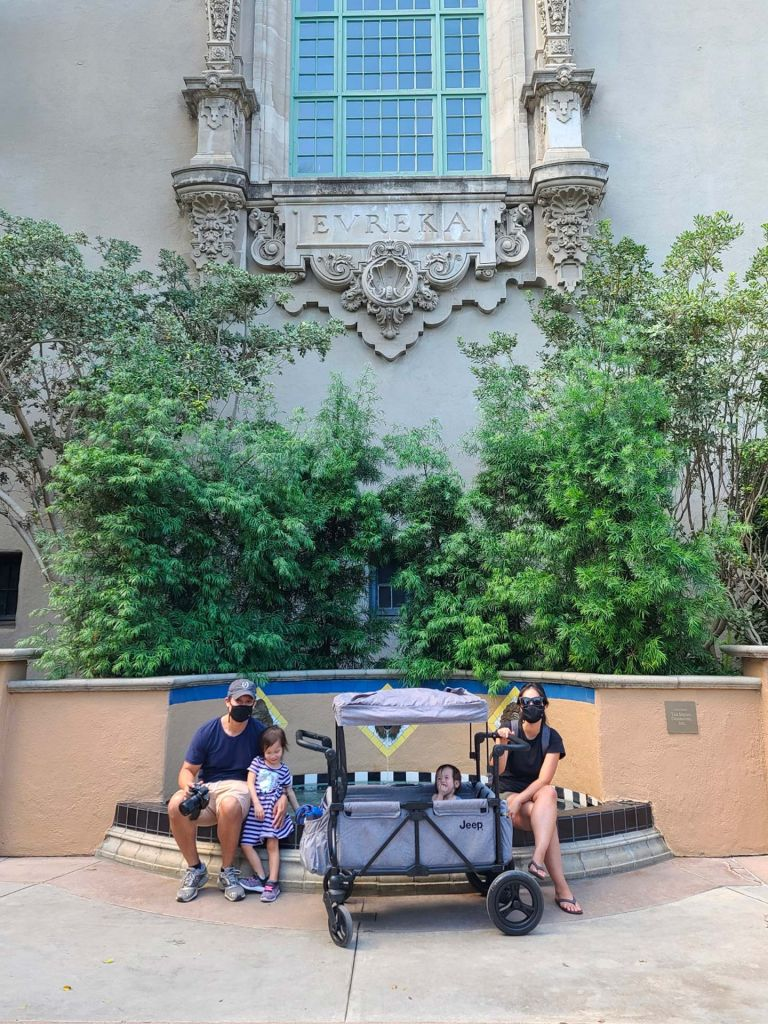 Balboa Park Califoreigners