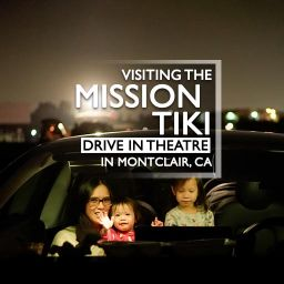 Visiting Mission Tiki Drive in Theatre in Montclair, CA