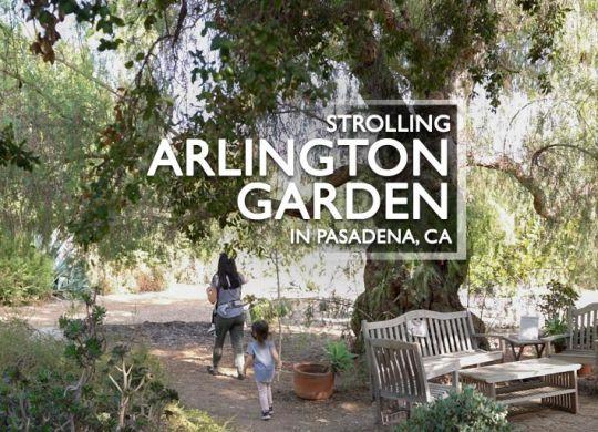Arlington Garden Pasadena